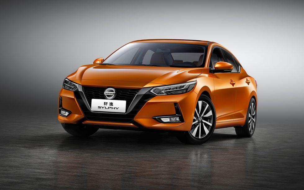 2020 Nissan Sentra Set To Debut November 19 Nissan Sentra Nissan New Nissan