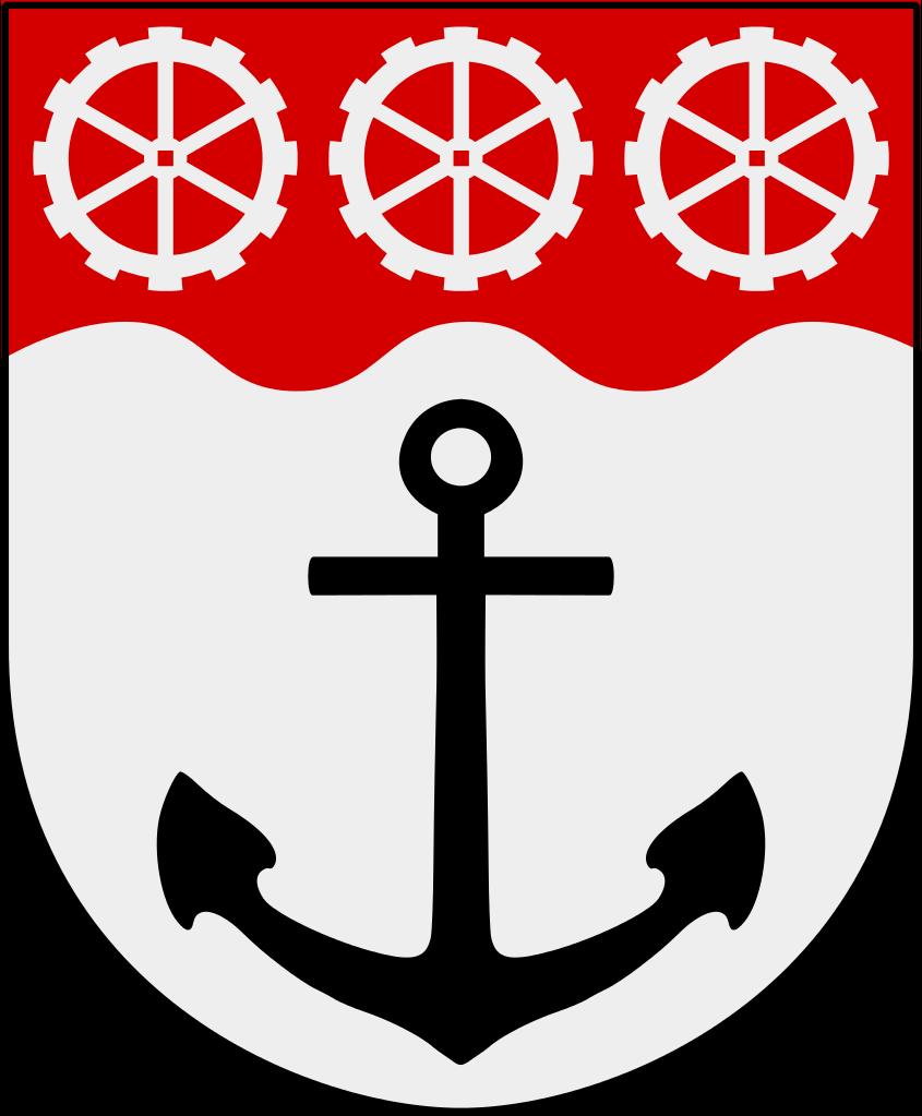 Nynshamn Municipal Symbols Sweden Pinterest Arms