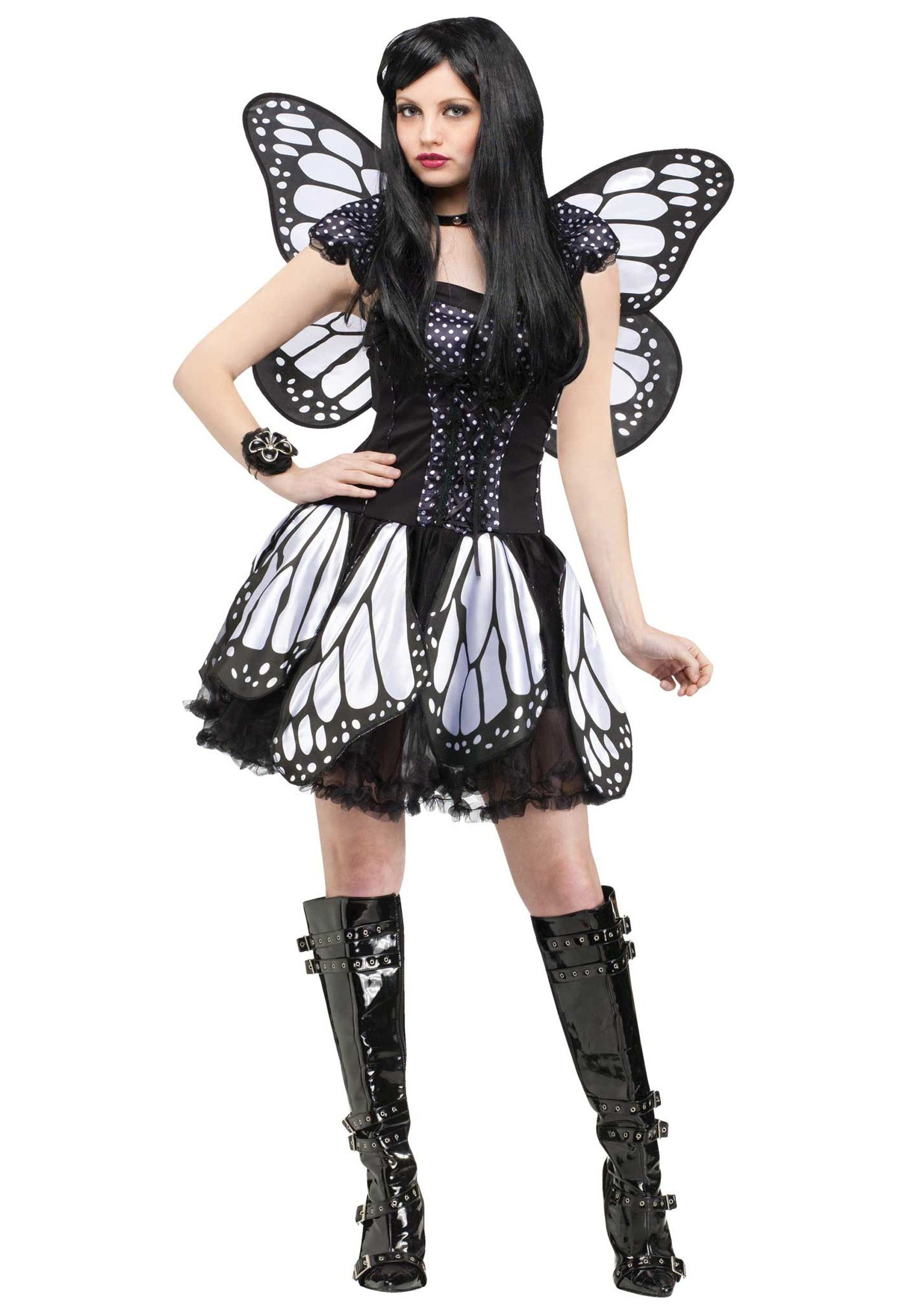 Butterfly Halloween Costumes image is loading sexy womens mistress gothic yellow butterfly wings halloween Adult Caterpillar Costume Butterfly Costume Twilight And Butterflies