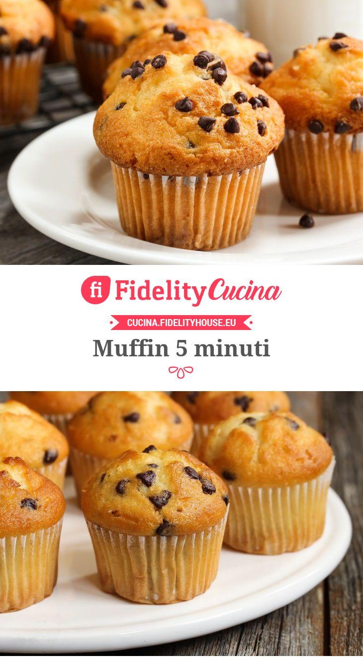 167374b8e19164cb1a2a4cbc5a6ec8be - Muffins Ricette