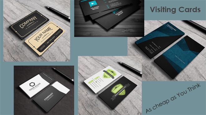 design Visiting Card, Letterhead, Envelope above Expectation by - visiting cards