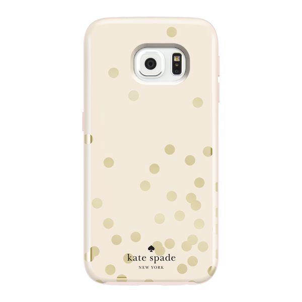 kate spade new york Hybrid Hardshell Case for Samsung Galaxy S ® 6 edge,  Confetti