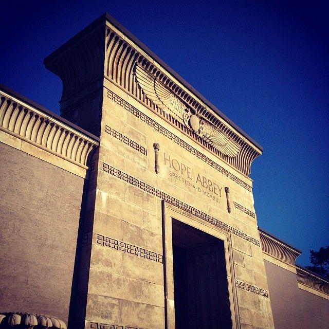 Neo-Egyptian Architecture