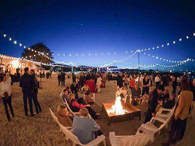Monterey Beach House Wedding Location Venues Reception Ceremony Weddings 93940