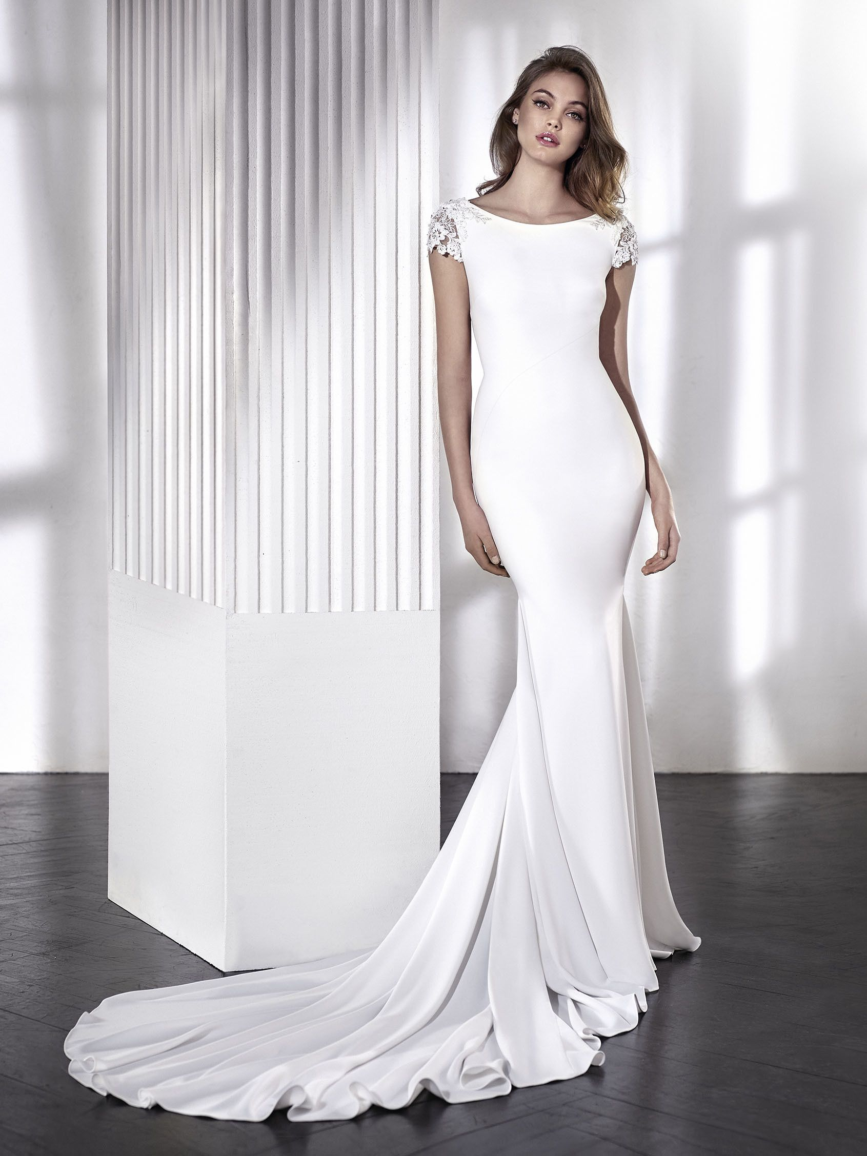 504402e5c Style Lara by San Patrick by Pronovias    Find the Perfect Dress for your  wedding with our range of Bridal Collections from designers such as Justin  ...