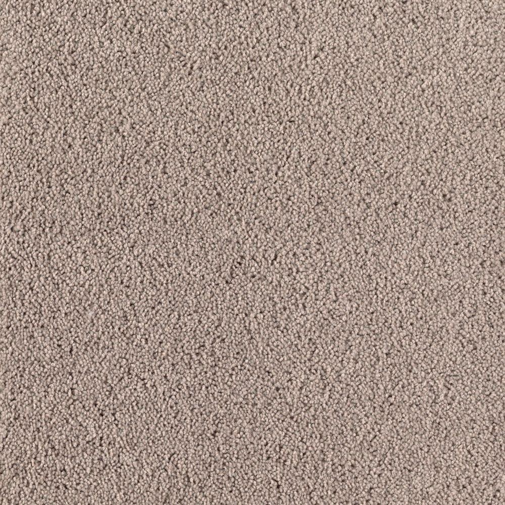Rookie II - Color Spiced Tea Texture 12 ft. Carpet
