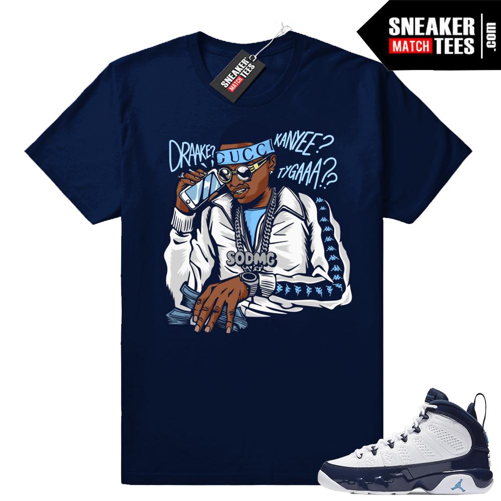 Soulja Boy Tee Shirt Jordan Sneaker Clothing Sneaker Match Tees Boy Tees Tee Shirts