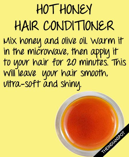 Natural Hair Shine Recipes
