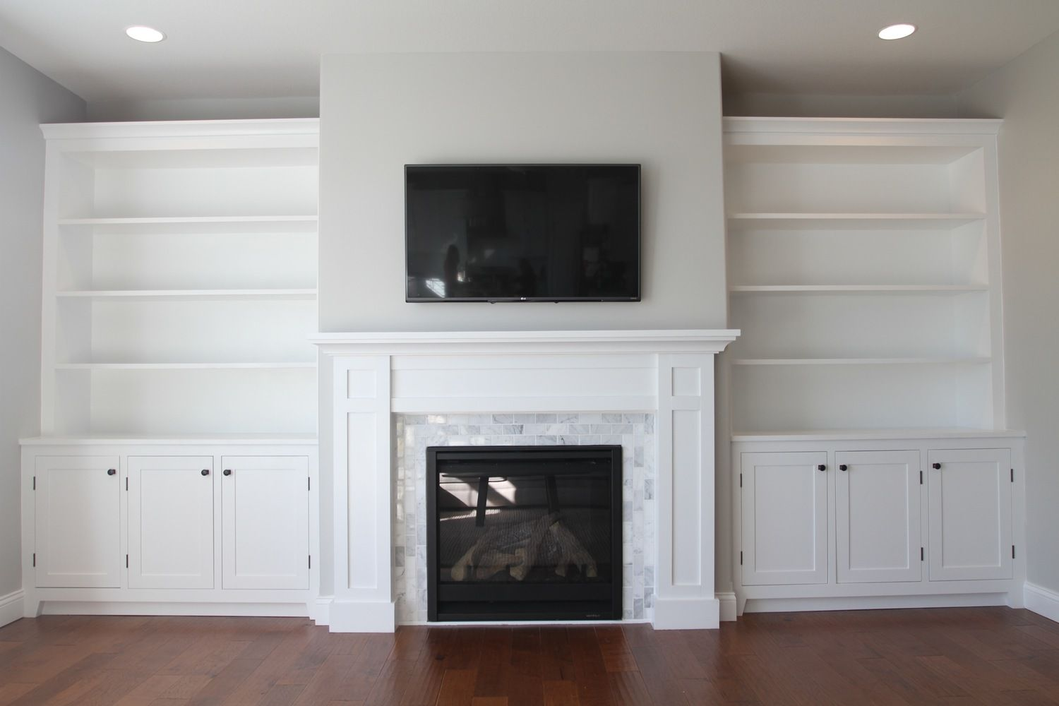 How To Build A Built In The Cabinets Woodworking Build A