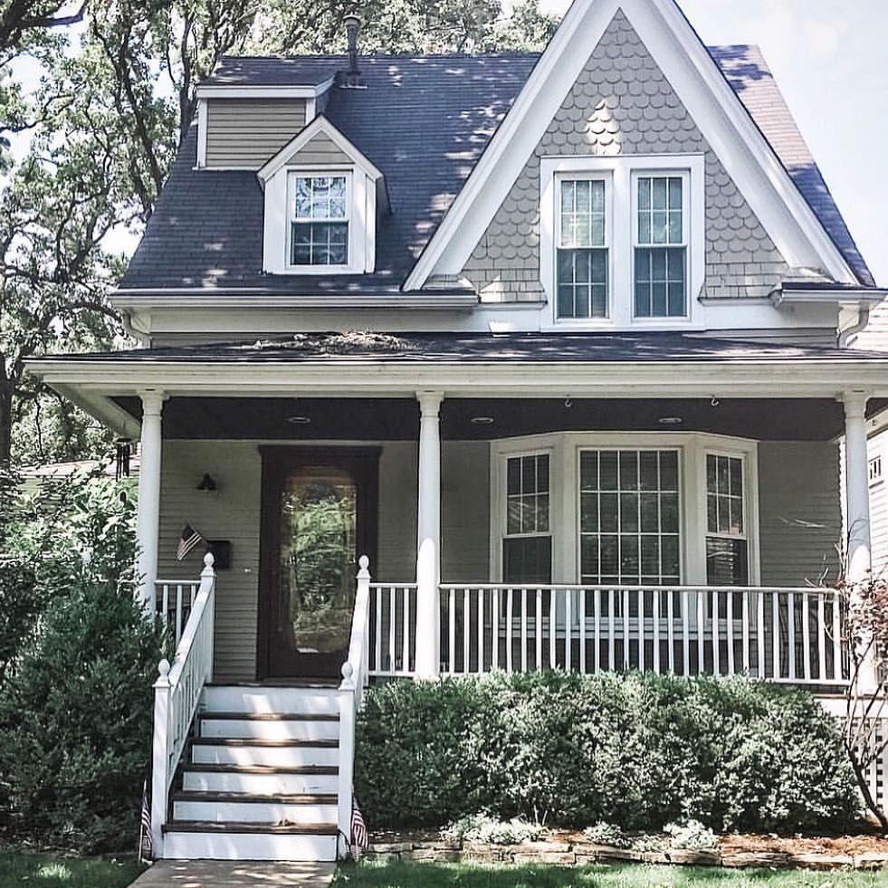 Victorian Cottage | Cabins & Victorian Homes That I Like