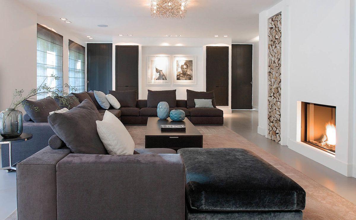 interieur #verbouwing #uitbreiding #Villa #Hilversum #architectuur ...