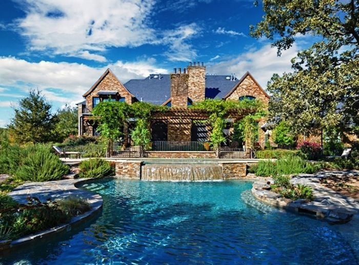 Beautiful Equestrian Estates | Home » Homes » Exquisite Equestrian Country Estate In  Argyle, Texas Photo Gallery