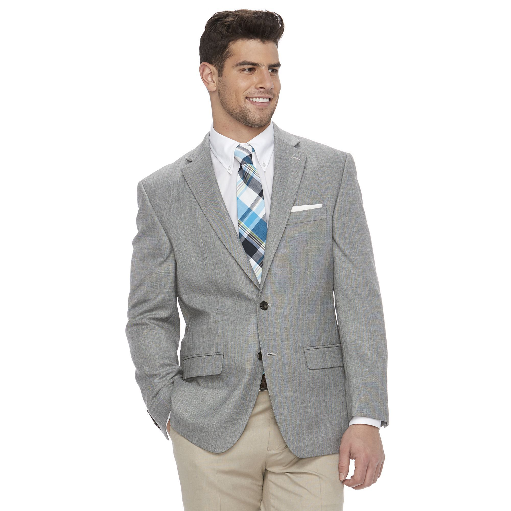 Men's Chaps Stretch Classic-Fit Sport Coat, Size: 50 - regular ...