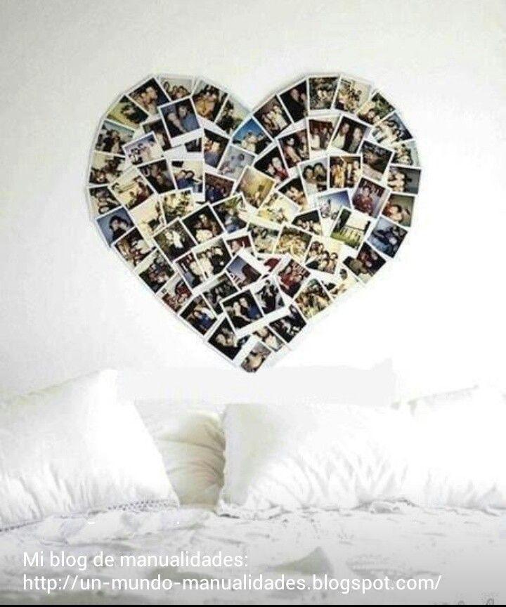 Mis fotos. Mis recuerdos. Una parte d mi