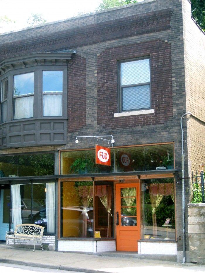 Fud Restaurant Kansas City Missouri