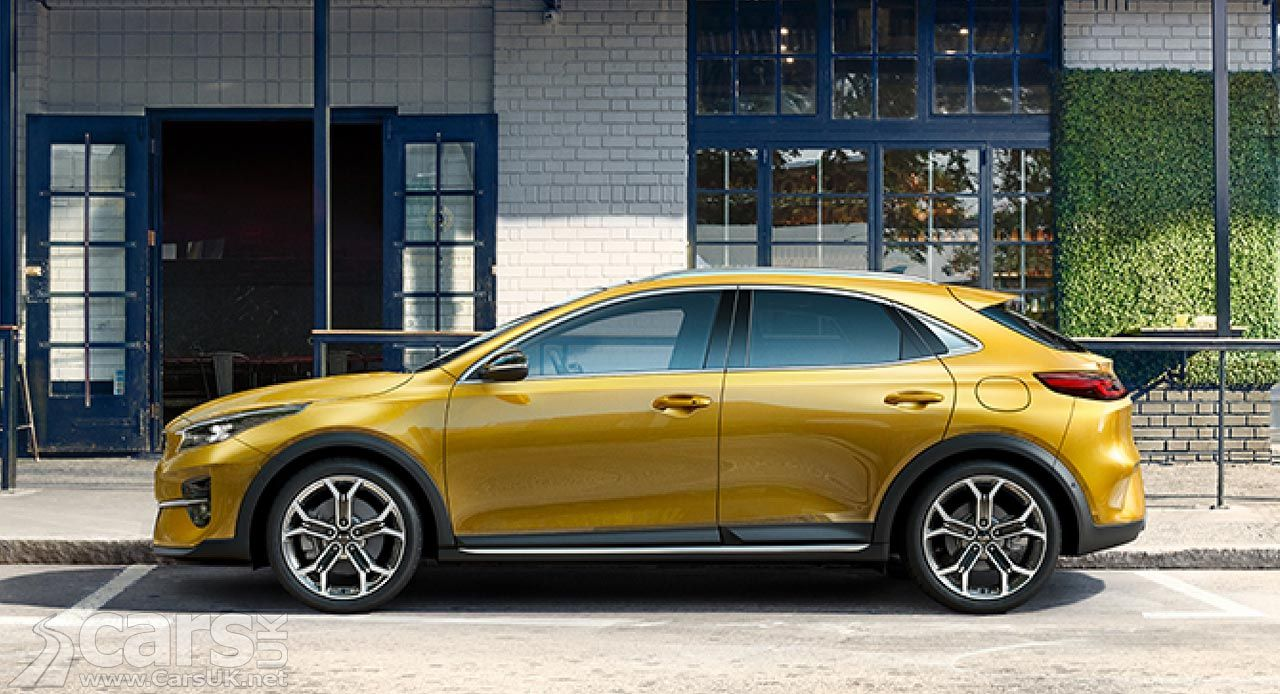 New Kia XCeed Kia's Crossover take on the Ceed