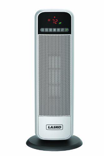 Lasko 5119 Digital Ceramic Tower Heater With Remote Control List Price 62 99 Price 49 99 Free Shipping Tower Heater Lasko Heater