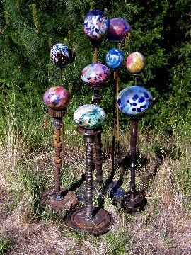 Exceptionnel Hand Blown Glass Art By Lowell Duell | Glass Garden Art By Other Artists |  Pinterest | Blown Glass Art, Blown Glass And Glass Art