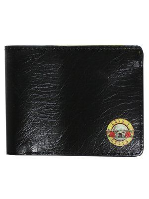 Guns N Roses Wallets Logo In One Size Amazon Co Uk Luggage