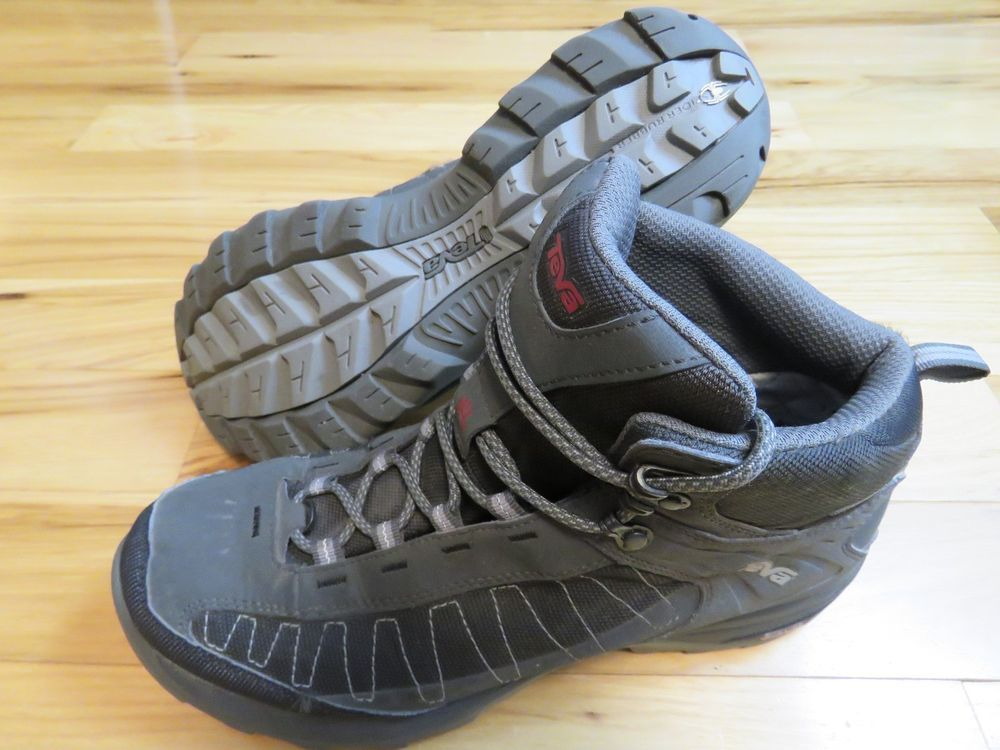 e99ee8cfb27 TEVA Raith Storm 4308 Mid Water Proof Hiking Boots Shoes Men s Size 11  TEVA
