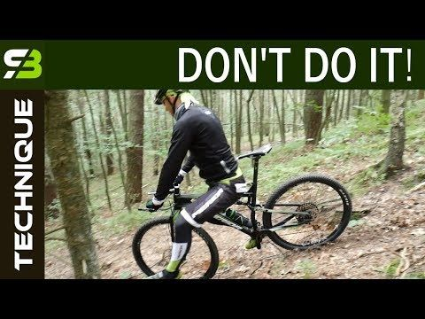 How To Climb Anything On Your Mountain Bike Mtb Skills Youtube