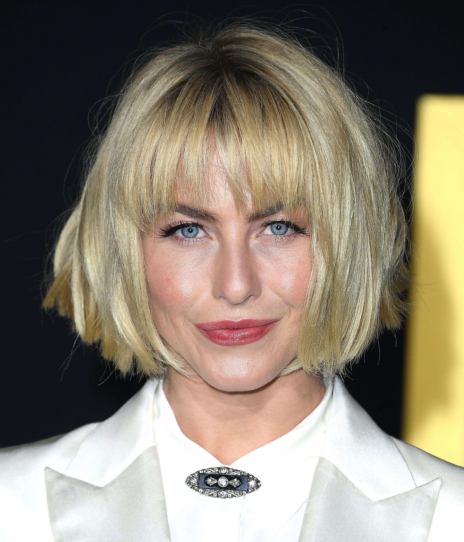 Julianne Hough Hair Bangs - Bangs For Long Hair
