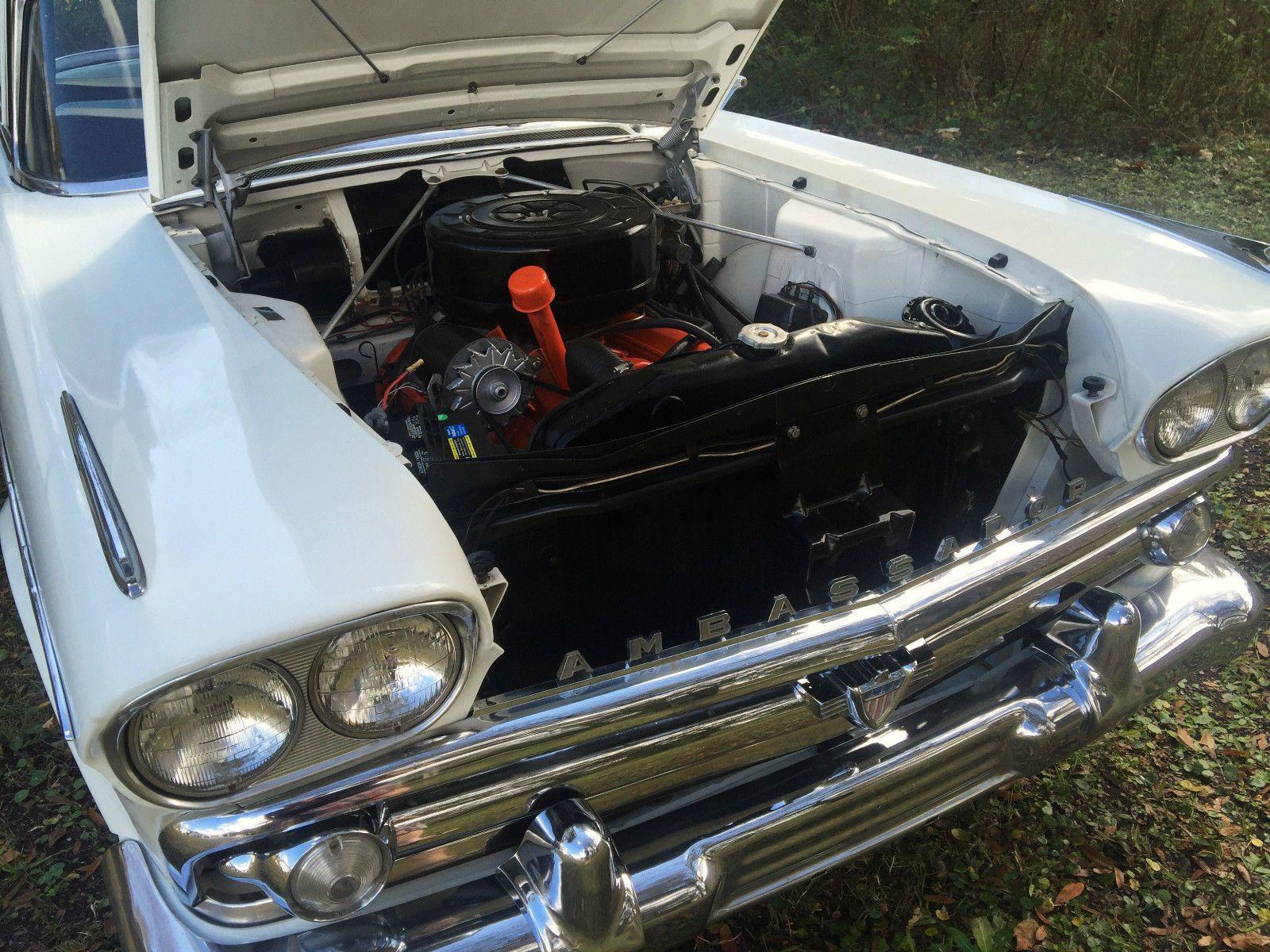 US $15,950.00 Used in eBay Motors, Cars & Trucks, AMC   RAMBLER ...