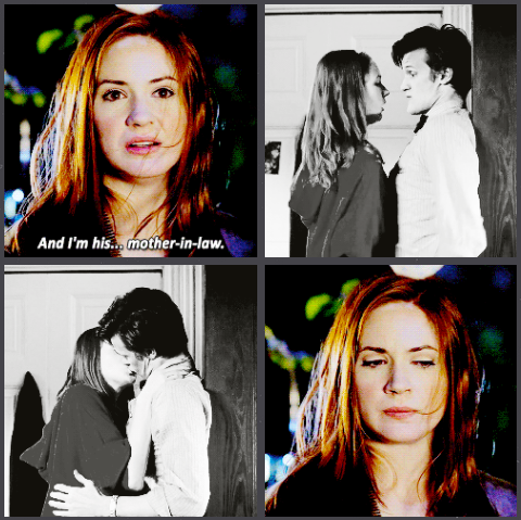 The moment you realize you tried to make out with your son in law who is also over 900 years older than you. GIFset
