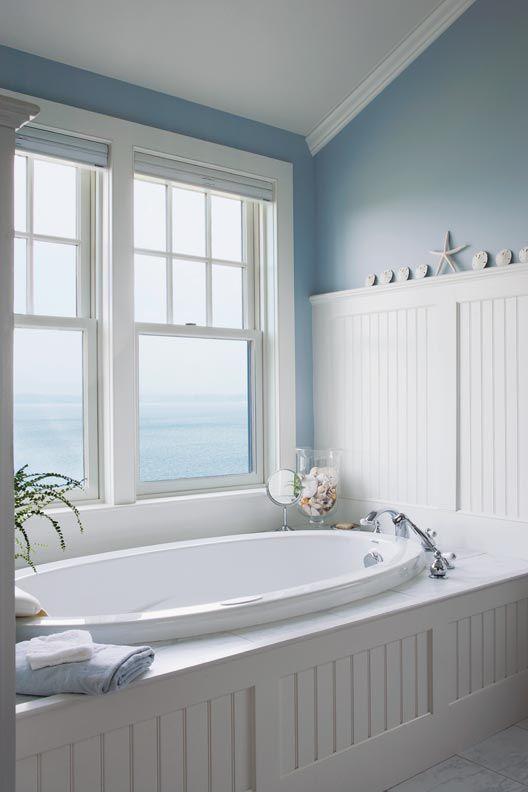 9 Ideas For Cottage Baths Old House Online House Bathroom Bathroom Design Beautiful Bathrooms