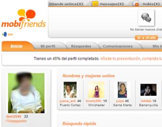 6e72e6e06a8c1 como usar el chat en mobifriends Conocer Gente Online