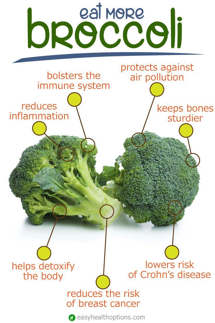 the health benefits of broccoli | broccoli health benefits