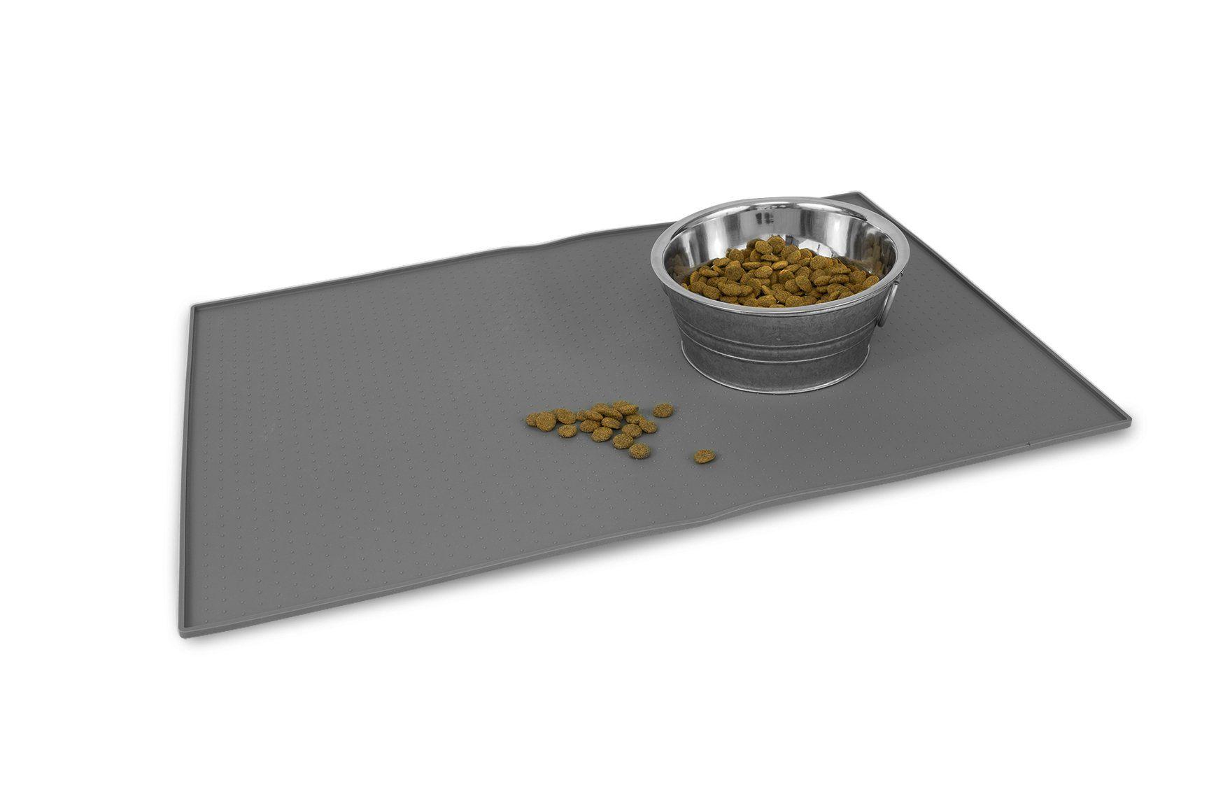 Jojos pet supplies top quality pet food mat premium fda