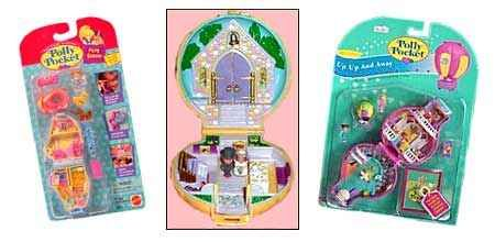 Polly Pockets these days are not the same as they used to...who said it was so great to grow up?
