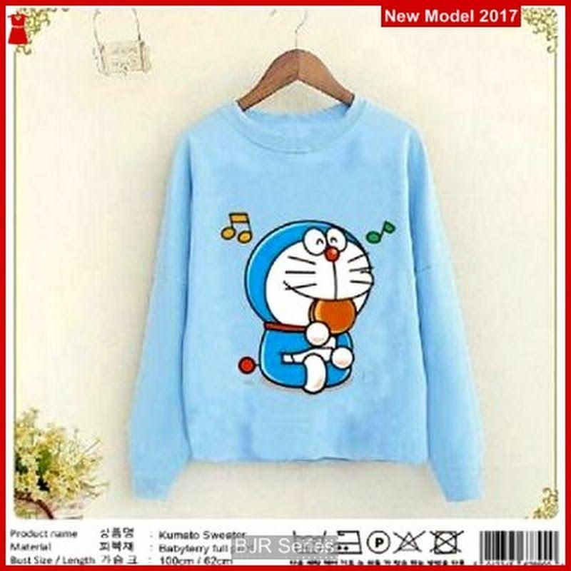 Baju Doraemon Lengan Panjang