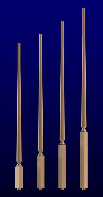 Best K5115 1 1 4 Wood Balusters Wood Balusters Wood Stair 400 x 300