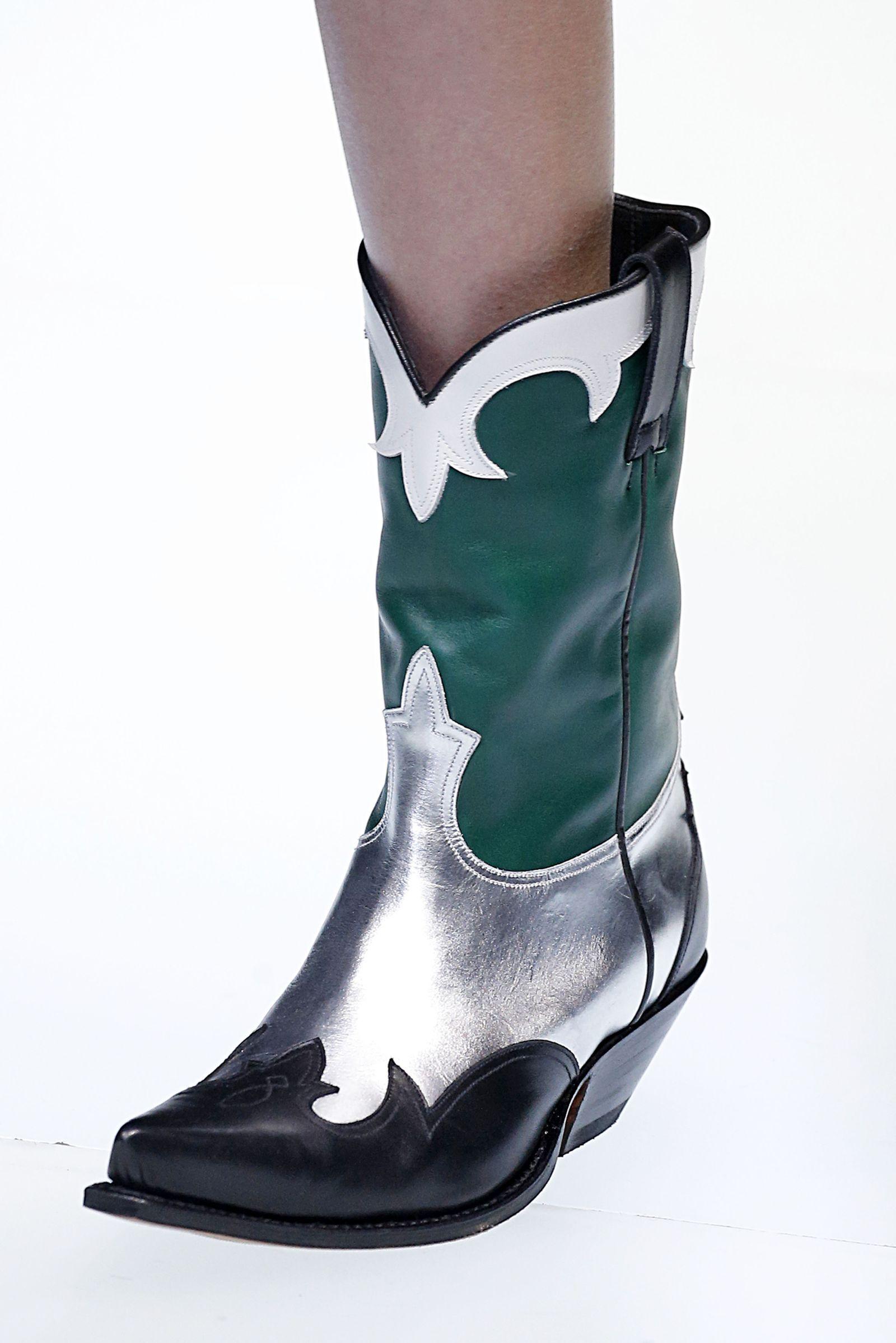 Shoes From Milan Fashion Week Fall