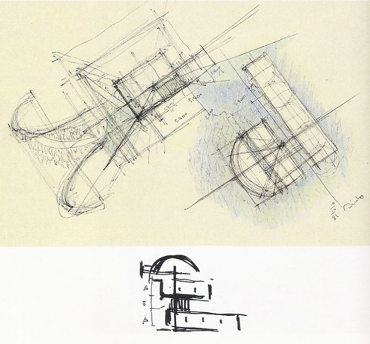 La Casa Koshino 1980 Tadao Ando la relacin