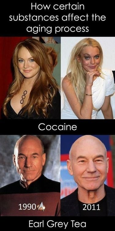 Patrick Stewart wins! And why tea is awesome. The Brits get it.