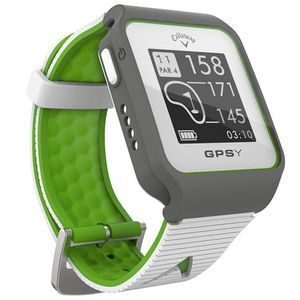 Callaway GPSy GPS Watch Item AIFDIMCPUO • Preloaded with