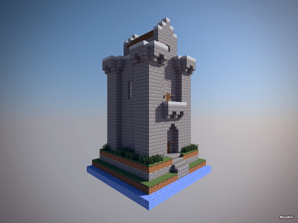 The Complete Chunkworld Minecraft Trees And Towers Pinterest