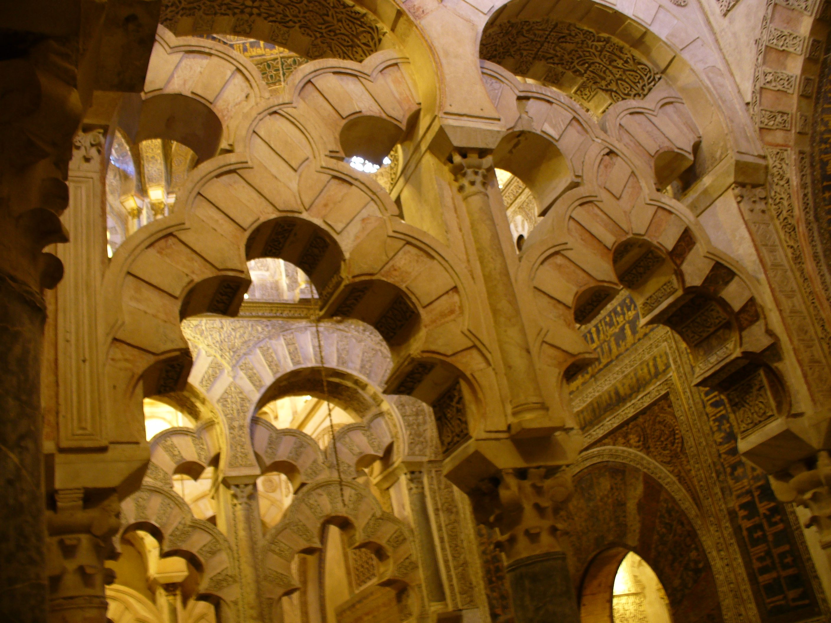 The Great Mosque, Cordoba, Spain