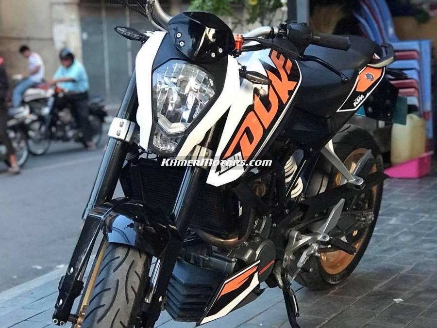 Ktm Duke 200cc Year 2015 Duke Bike Ktm Duke Ktm