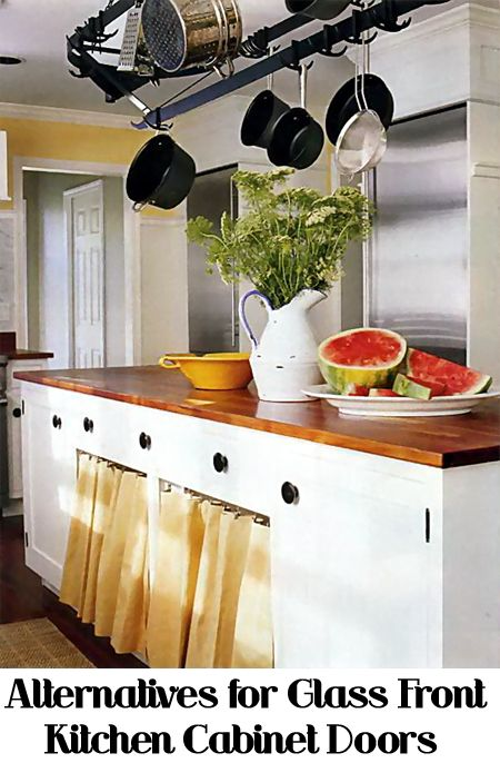 Alternatives For Glass Front Kitchen Cabinet Doors Glass Fronted Kitchen Cabinets Cabinet Doors Kitchen Cabinet Doors