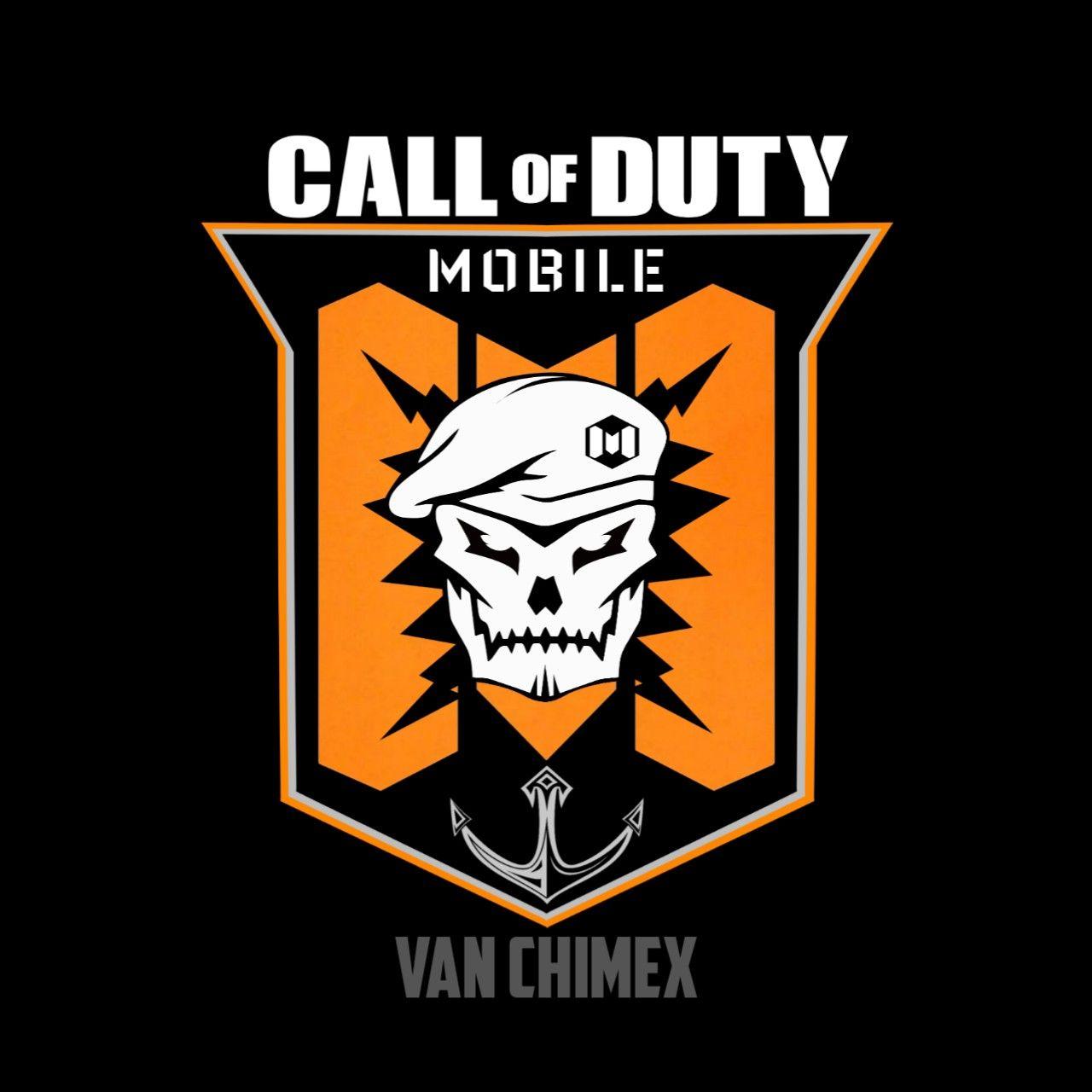 Logo Call Of Duty Mobile Call Of Duty Mobile Logo Game Logo Design