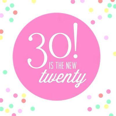 Geburtstagswunsche frau 30