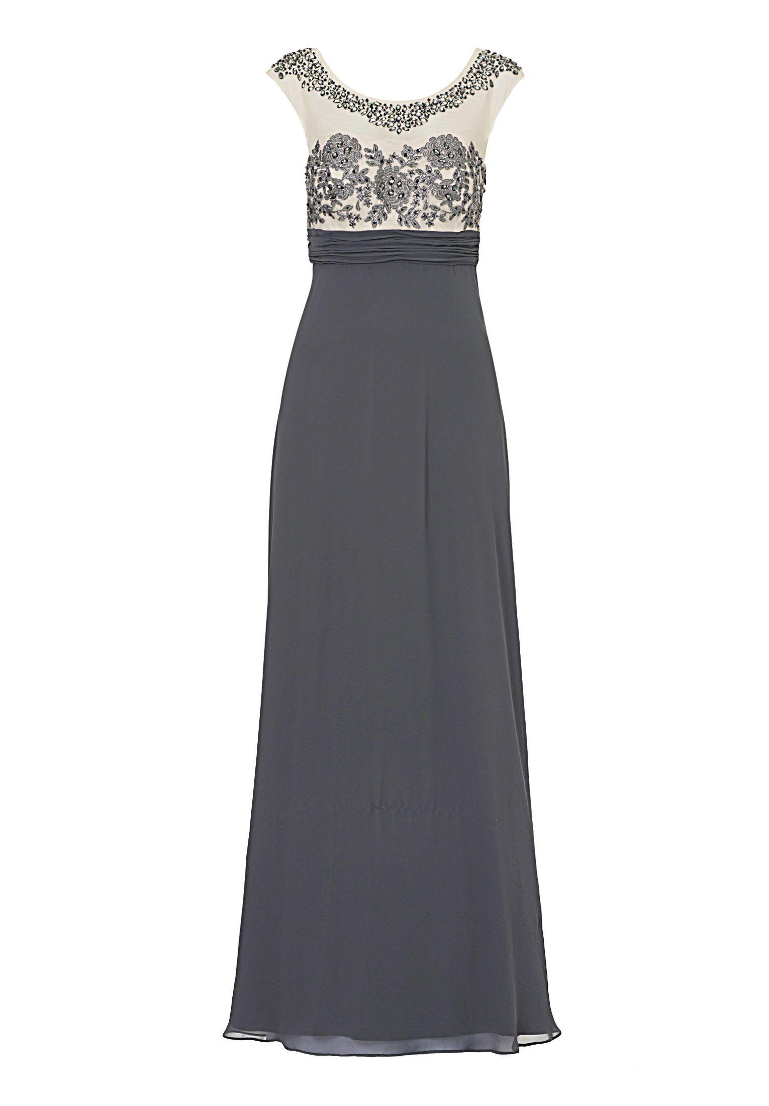 Vera Mont Abendkleid in Weiß  Abendkleid, Kleiderstile, Kleider