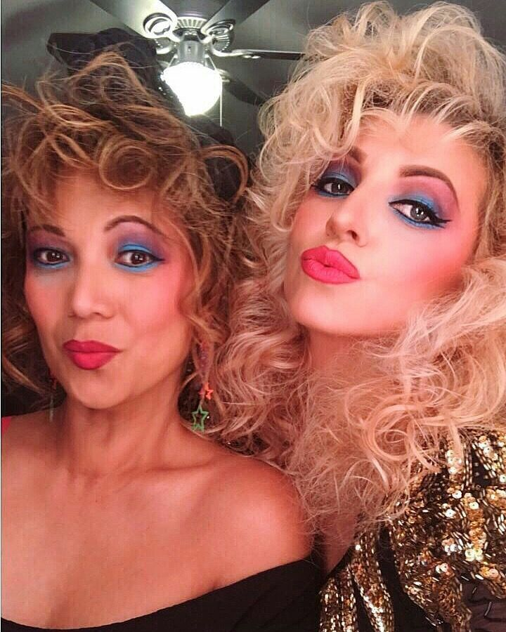 80s Costum 80s Makeup 80s Eye Makeup 80s Party Outfits