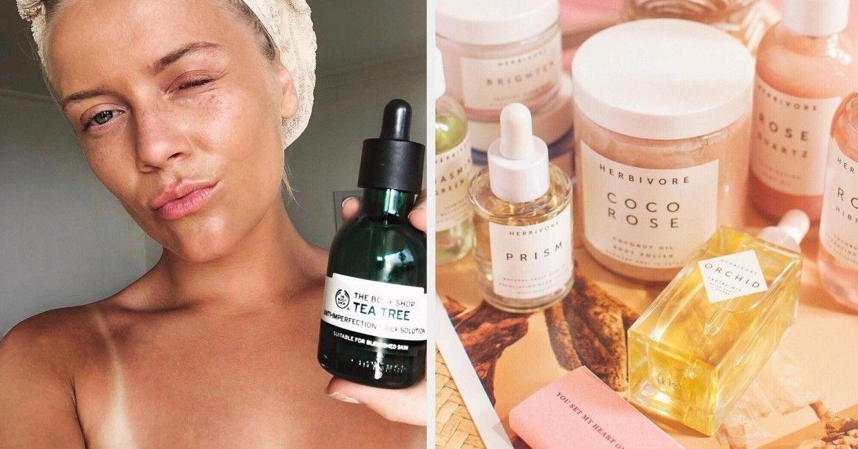 vegan skin care