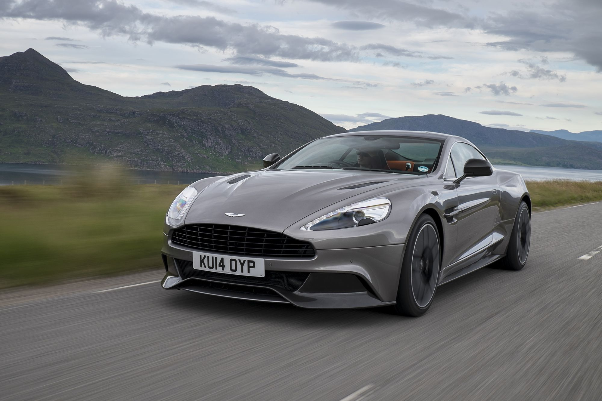 Aston Martin V12 Vanquish The Ultimate Grand Tourer Discover more