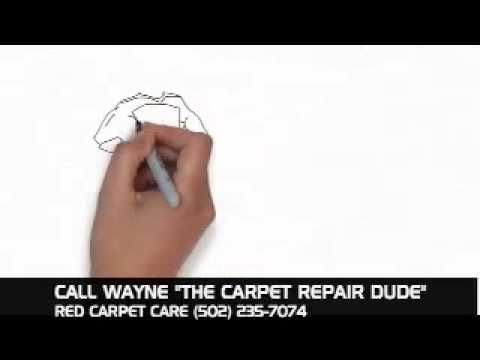 CARPET REPAIR LOUISVILLE KY Red Carpet Care 502-235-7074